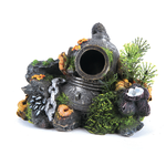 Kazoo Kazoo Divers Helmet With Plants