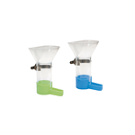 Kazoo Kazoo Funnel Feeder Green Blue