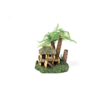 Kazoo Kazoo Jungle Hut With Bamboo Trees