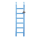 Kazoo Kazoo Ladder 6 Step Deco Blue