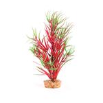 Kazoo Kazoo Plastic Plant Fine Leaf Red Green
