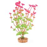Kazoo Kazoo Plastic Plant Mushroom Leaf Red Green