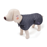 Kazoo Kazoo Quilted Coat Grey