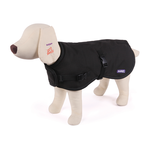 Kazoo Kazoo Reflective Nylon Coat Black