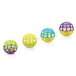Kazoo Kazoo Roller Ball 4 Pack Green Purple