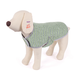Kazoo Kazoo Snuggle Coat Lime Grey