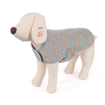 Kazoo Kazoo Snuggle Coat Peach Grey