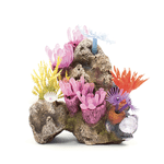 Kazoo Kazoo Soft Coral Garden With Rock