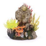 Kazoo Kazoo Soft Coral Stone With Plants