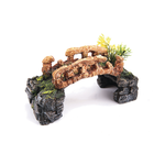 Kazoo Kazoo Stone Bridge With Plants