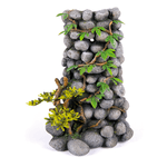 Kazoo Kazoo Stone Wall With Plants And Air