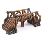 Kazoo Kazoo Wooden Bamboo Bridge