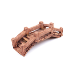 Kazoo Kazoo Wooden Bridge Faded Redwood
