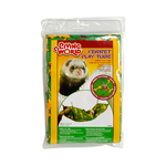 photo of Living World Ferret Play Tube Green