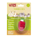 Living World Living World Wood Loofah Strawberry