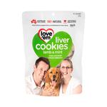 love em Love Em Cookies Lamb And Mint