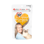 Lovem Loveem Purrfect Cat Treat Chicken