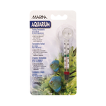 Marina Marina Glass Thermometer With Suction Floating