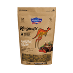 Mighty Raw Mighty Raw Kangaruffs Cat Treats Kangaroo And Lamb