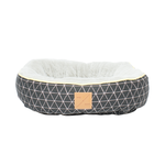 Mog and Bone Mog And Bone Cat Reversible Circular Bed Triangle Pitch