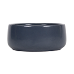 Mog and Bone Mog And Bone Ceramic Bowl Navy