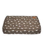 Mog and Bone Mog And Bone Classic Cushion Mocca Dog