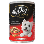 My Dog My Dog Home Recipe Chunky Stew Beef Pasta