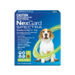 Nexgard Spectra Nexgard Spectra Medium Dog