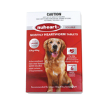 Nuheart Nuheart Large Dog Red