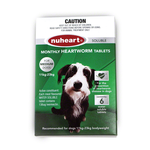 Nuheart Nuheart Medium Dog Green