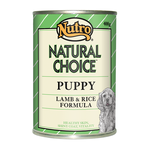 Nutro Nutro Natural Choice Puppy Lamb And Rice Cans