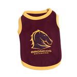 Official NRL Official Nrl T Shirt Broncos