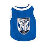 Official NRL Official Nrl T Shirt Bulldogs