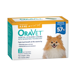 Oravet Oravet Dental Hygiene Chews Extra Small