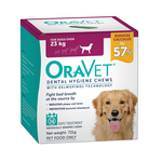 Oravet Oravet Dental Hygiene Chews Large
