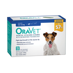Oravet Oravet Dental Hygiene Chews Small
