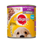 Puppy Minced Chicken Rice Cans