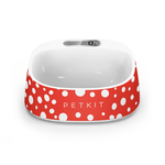 Pet Kit Pet Kit Fresh Bowl Polka Dot