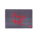 Petface Petface Placemat Feed Me