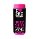 Pethead Pethead Cat Pretty Kitty Deshedding Wipes