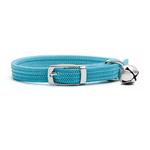 PetLife Petlife Essentials Cat Collar Elastic Blue