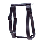 PetLife Petlife Nylon Adjustable Harness Black
