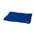 Petlife Petlife Self Warm Throw Pad Blue Charcoal
