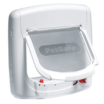 Staywell Petsafe Staywell Pet Door Deluxe Magnetic White