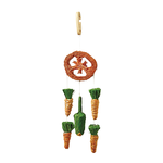 Pipkins Pipkins Small Pet Loofah And Veg Mobile