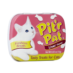 Pitr Pat Pitr Pat Cat Breath Treats Liver