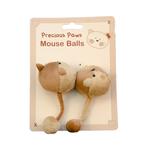 Precious Paws Precious Paws Mouse Balls