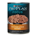 Pro Plan Pro Plan Puppy Chicken Rice Cans