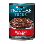 Pro Plan Pro Plan Senior Beef Rice Cans