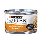 Pro Plan Pro Plan Wet Cat Food Adult Chicken Rice In Gravy 24 x 85g